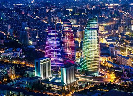 تور باکو آذربایجان