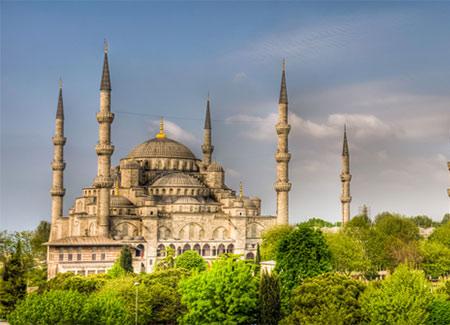 تور استانبول 10 اسفند 98 (3شب)
