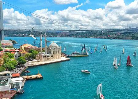 تور ترکیبی استانبول و آلانیا (زمینی)