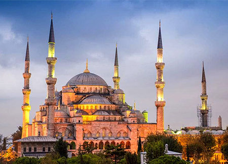 تور استانبول ویژه نوروز (زمینی)