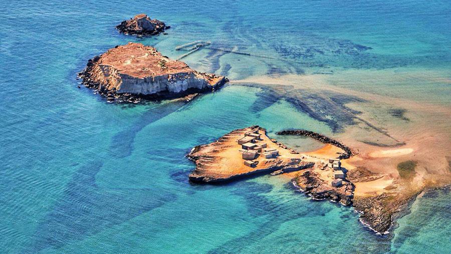 آشنایی با جزایر ناز