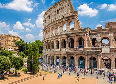 تور نوروزی ایتالیا (رم،فلورانس،ونیز)