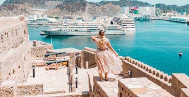 دیدنی های مسقط نگین عمان