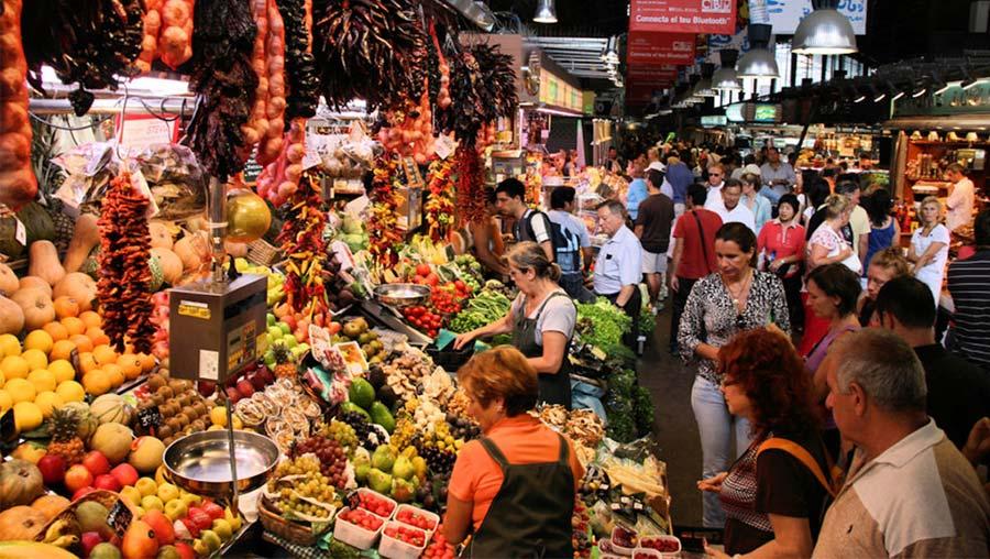 بازار بارسلونا